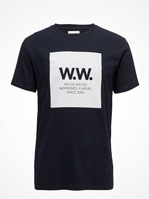 T-shirts - Wood Wood Ww Square T-Shirt