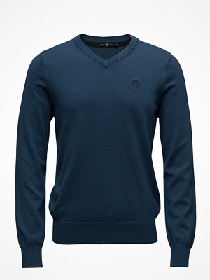 Tröjor & cardigans - Henri Lloyd Moray Regular V Neck Knit