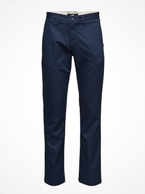 Byxor - Vans Mn Authentic Chino S Dress Blues