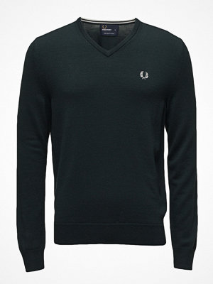 Tröjor & cardigans - Fred Perry Classic V Neck Sweater