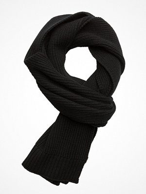Halsdukar & scarves - Gant O1.Cotton Blend Rib Scarf
