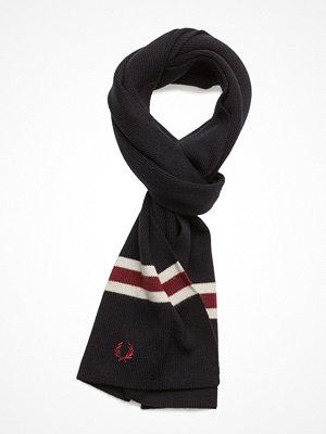 Halsdukar & scarves - Fred Perry Merino Wool Scarf