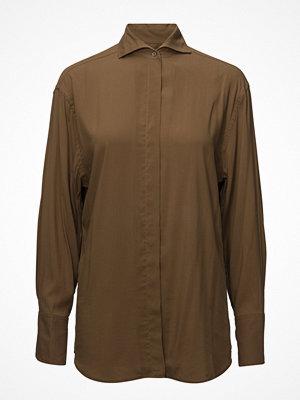 Mango Oversize Modal Shirt