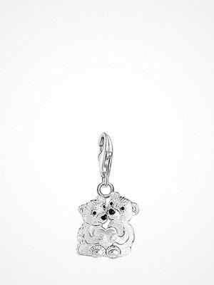 Thomas Sabo smycke Charm Pendant  Bear Couple