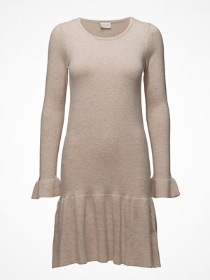 Vila Vivicka L/S Knit Dress/Gv