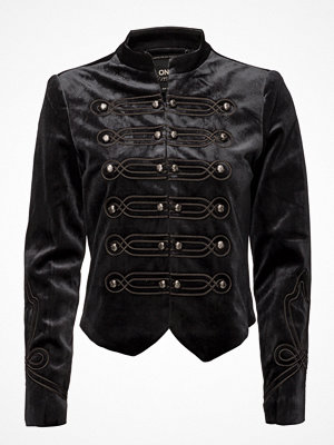 Only Onlbey Velvet Patriot Jacket Pnt