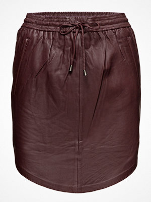 Second Female Pril Leather Skirt