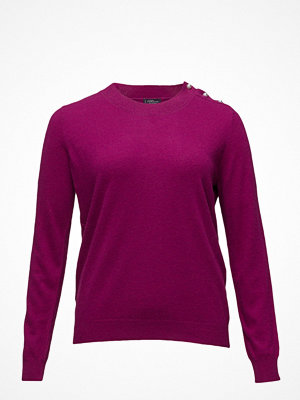 Violeta by Mango Pearl Embroidery Appliqu Sweater