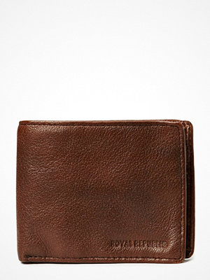 Plånböcker - Royal Republiq Wayne Wallet Brn