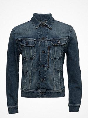 Jeansjackor - Lee Jeans Zipped Rider Jacket