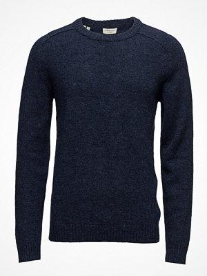 Tröjor & cardigans - Selected Homme Shncoban Wool Crew Neck