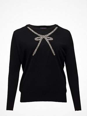 Violeta by Mango Metal Appliqu Sweater