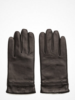 Calvin Klein Basic Leather Gloves
