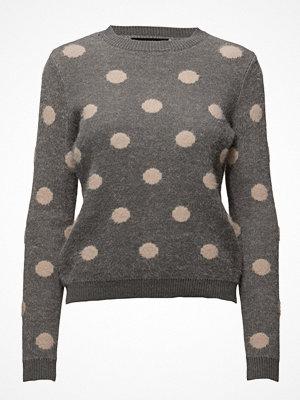Mango Polka-Dot Pattern Sweater