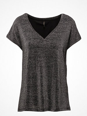 Only Onlreese S/S V Neck Top Jrs