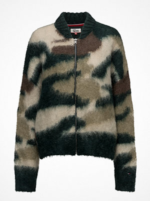 Tommy Jeans Thdw Camo Cardigan L/S 41