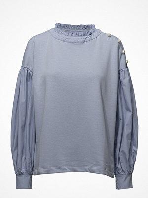 Mango Pearl Appliqus Sweatshirt