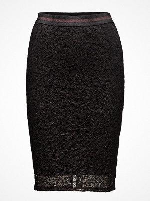 Only Onllene Knee Skirt Jrs