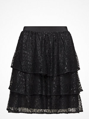 Selected Femme Sfmarcia Mw Lace Skirt