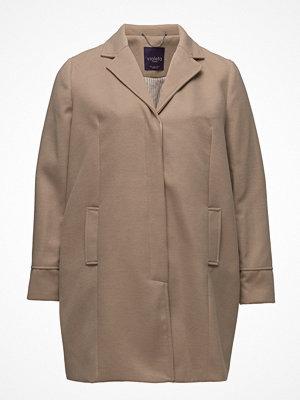 Parkasjackor - Violeta by Mango Lapels Structured Coat