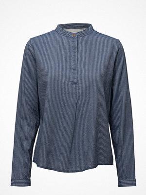 Lee Jeans Blouse Medieval Blue