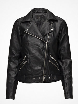 Only Onlsisse Faux Leather Biker Otw