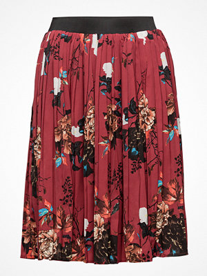 Only Onlriga Plisse Skirt Aop Wvn