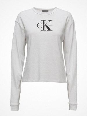 Calvin Klein Jeans T-Core Loose Fit Lwk L/S True Icon