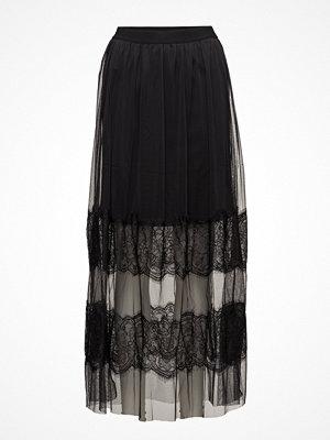 Vila Virokas Lace Maxi Skirt/P