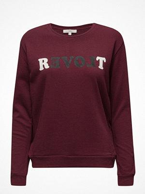 Lee Jeans Revolt Sweatshirt Tawny Port