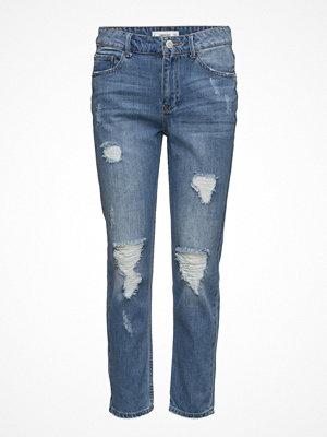 Mango Relaxed Girlfriend Jeans
