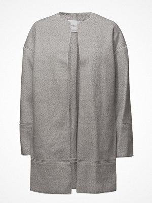 Mango Wool-Blend Classic Coat
