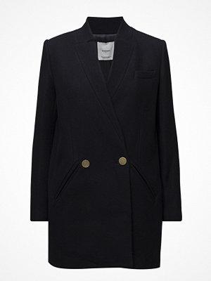 Mango Military Style Wool Coat