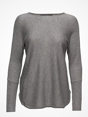 Mango Ribbed Edges Sweater