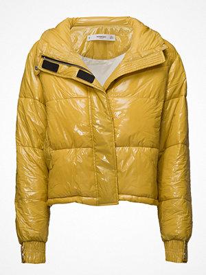 Mango Water-Repellent Quilted Coat