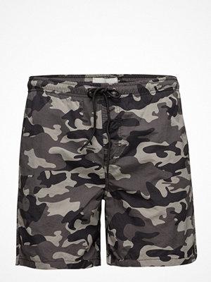 Badkläder - Shine Original Camouflage Swims Horts