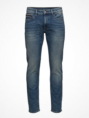 Calvin Klein Jeans Slim Straight - Karna Blue