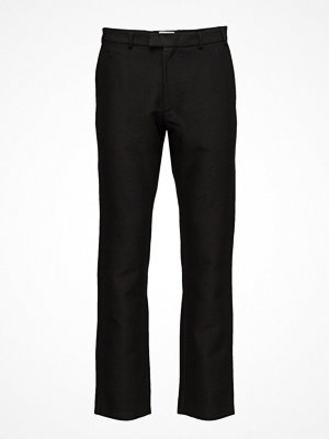 Byxor - Tonsure Regular Fit Trousers With Zipper Detail
