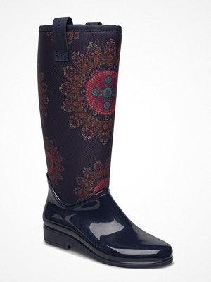 Gummistövlar - Desigual Shoes Shoes Rainy Boot Essent