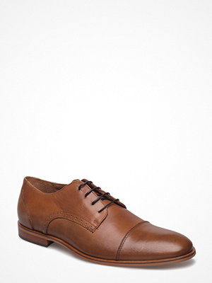 Vardagsskor & finskor - Bianco Dress Toe Cap Shoe
