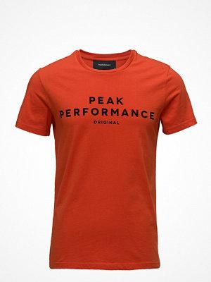 Sportkläder - Peak Performance Logo Ss
