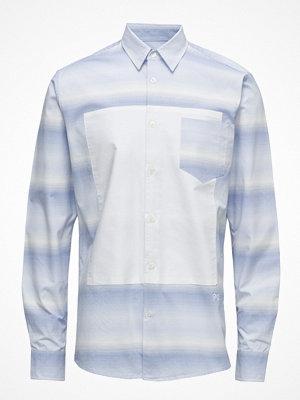 Soulland Fishburne Multi Striped Shirt