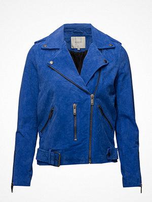 Skinnjackor - Selected Femme Sfsanella Leather Jacket