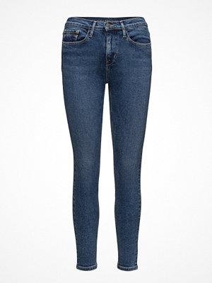 Calvin Klein Jeans Hr Skinny - Bluevill