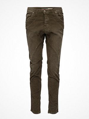 Please Jeans omönstrade byxor Nc Cod Dima 1742
