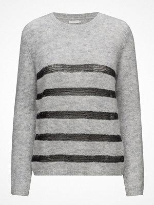 Coster Copenhagen Mohair Knit Top W.Stripes