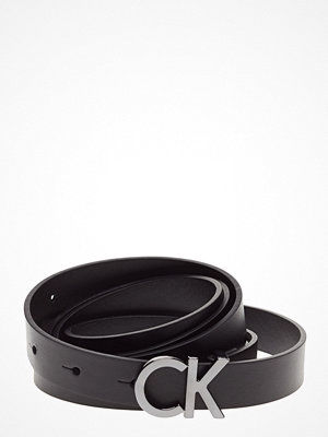 Bälten & skärp - Calvin Klein Ck Skinny Waistbelt,