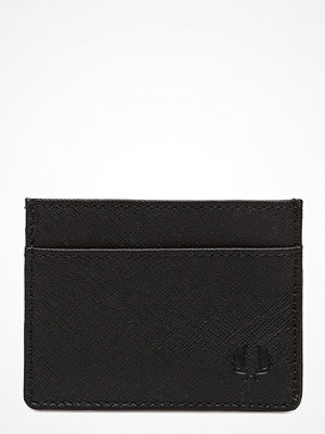 Plånböcker - Fred Perry Saffiano Card Holder
