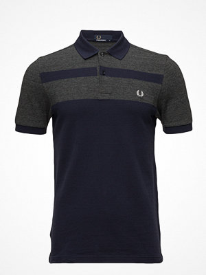 Fred Perry Panel Pique Shirt
