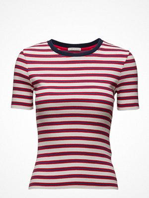 Tommy Jeans Thdw Stripe Cn Knit S/S 33